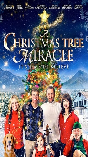 Poster of A Christmas Tree Miracle