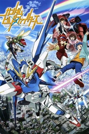 Capitulos de: Gundam Build Fighters