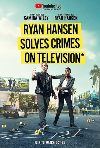 Poster of Ryan Hansen Solves Crimes on Television