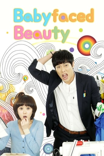 Poster of Baby Faced Beauty