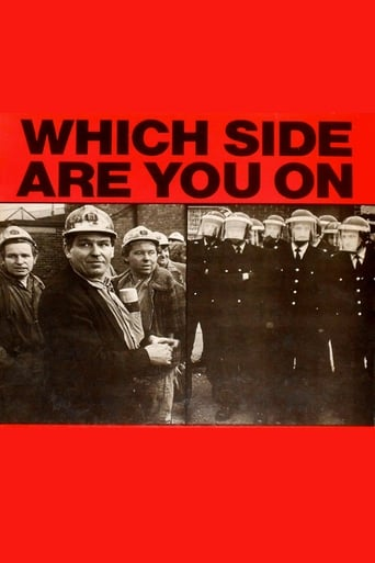 Poster of Which Side Are You On?