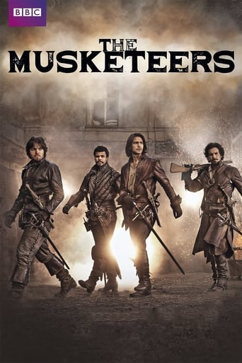Poster of The Musketeers