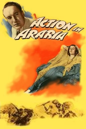 Poster of Action in Arabia