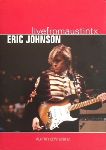 Eric Johnson: Live from Austin TX