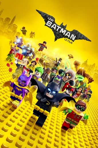 Poster of LEGO Batman: Le film