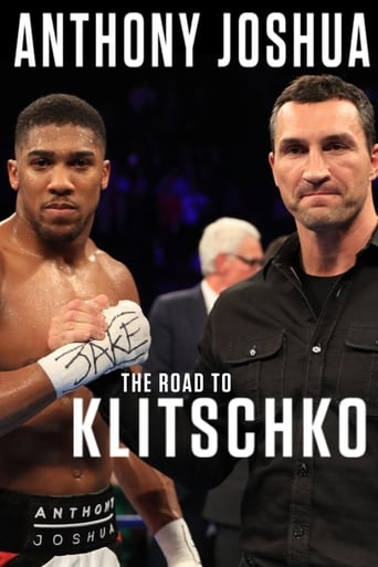 Poster of Anthony Joshua: The Road to Klitschko