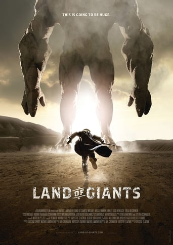 Poster of Land of Giants