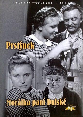 Poster of Morálka paní Dulské