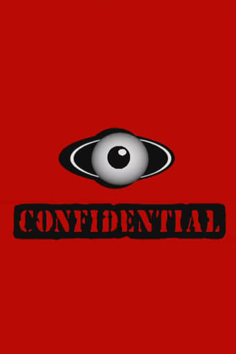 Poster of WWE Confidential