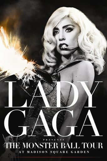 Lady Gaga Presents: The Monster Ball Tour at Madison Square Garden - Poster