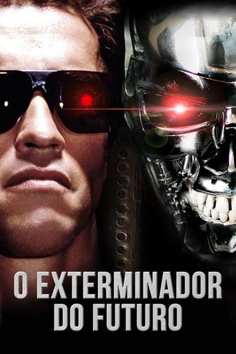O Exterminador do Futuro - Poster