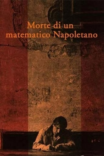 Poster of Death of a Neapolitan Mathematician