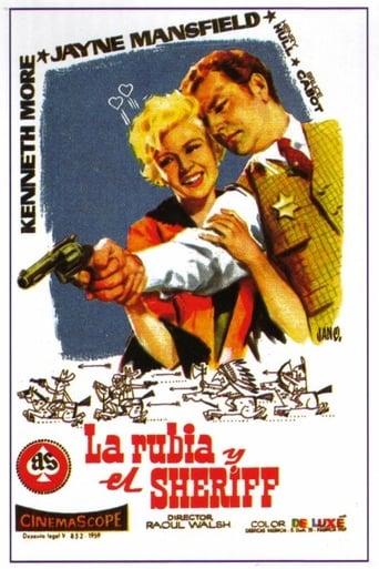 Poster of La rubia y el sheriff