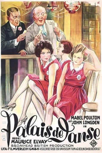 Poster of Palais De Danse
