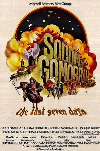 Sodom and Gomorrah: The Last Seven Days