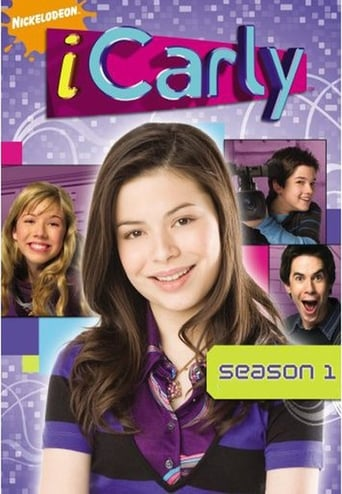 iCarly 1ª Temporada - Poster
