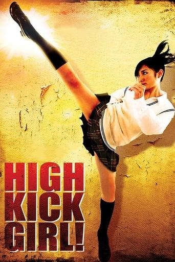 Poster of High Kick Girl!