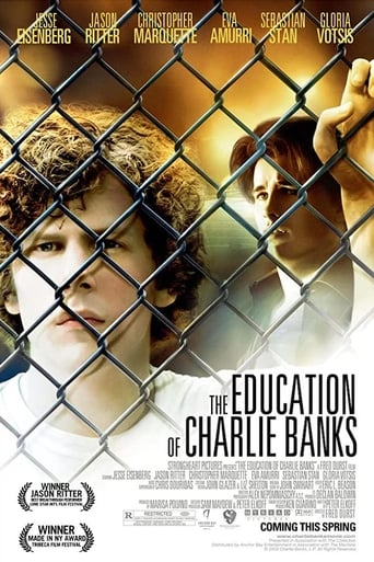 Poster of The Education of Charlie Banks