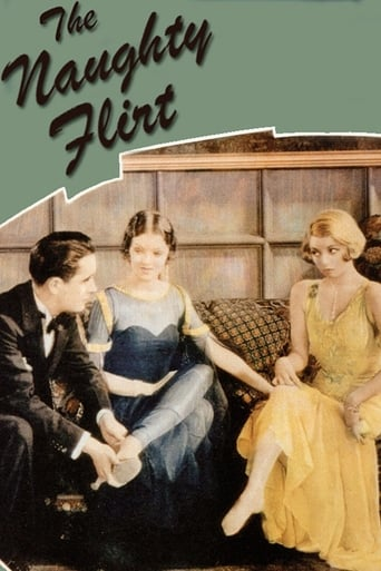 Poster of The Naughty Flirt