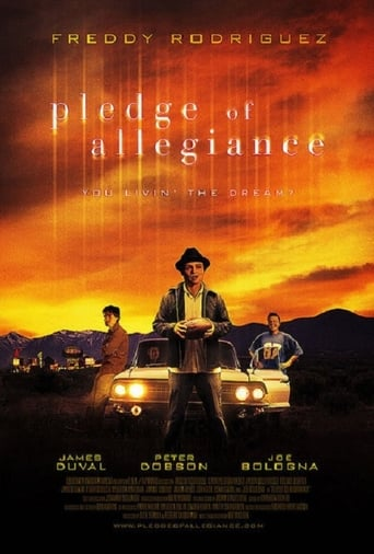 Poster of Pledge of Allegiance