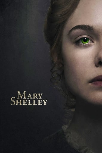 Mary Shelley - Poster