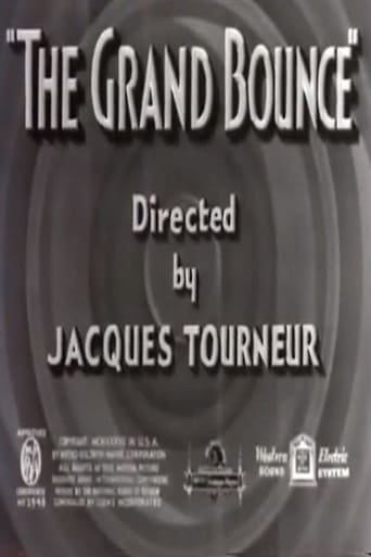 Poster of The Grand Bounce