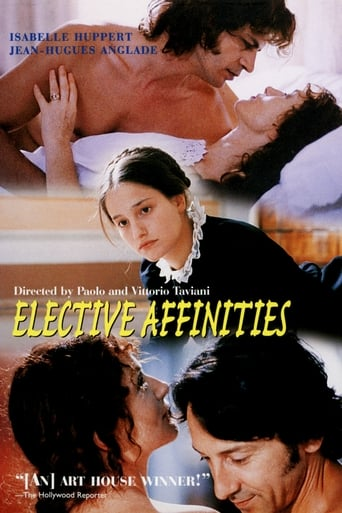 Poster of Elective Affinities