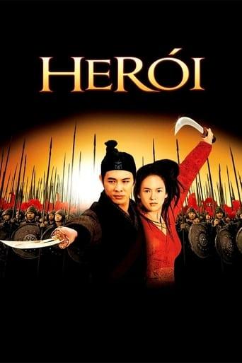 Herói - Poster