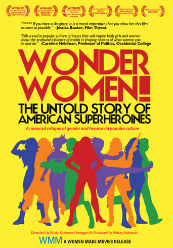 Wonder Women!: The Untold Story of American Superheroines