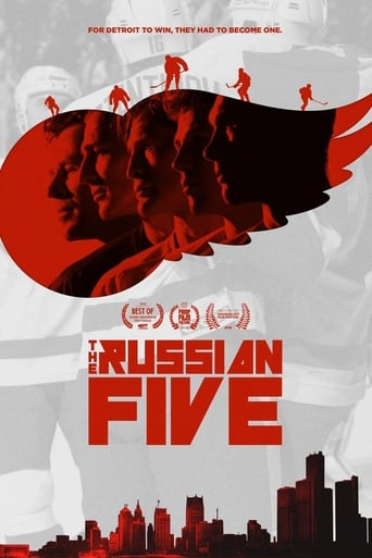 Poster of The Russian Five