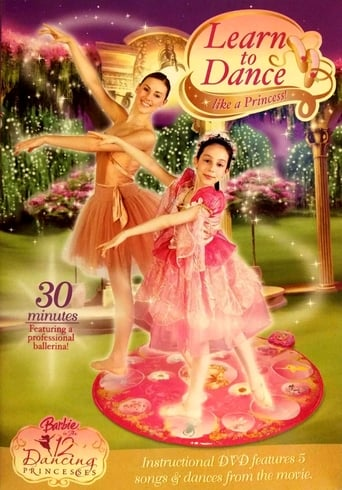 Poster of Learn to Dance Like a Princess!