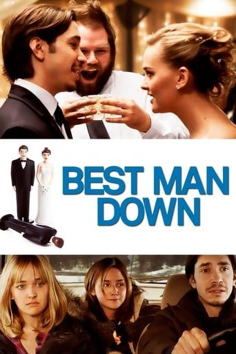 Best Man Down (2012) - poster