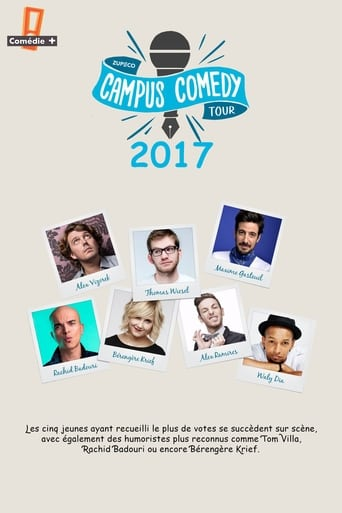 Poster of Campus Comedy Tour 2017