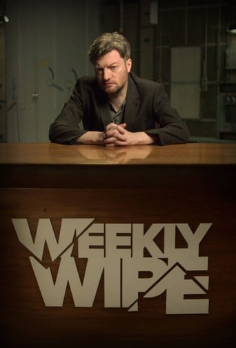 Poster of Charlie Brooker's Weekly Wipe