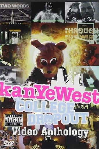 Poster of Kanye West: College Dropout - Video Anthology