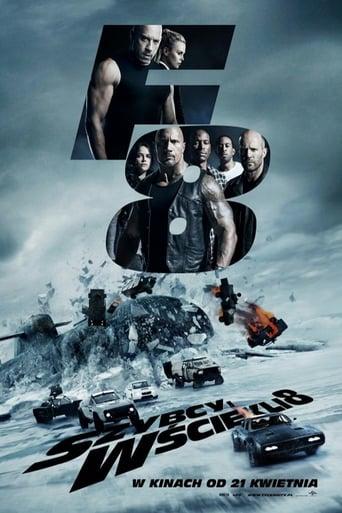 Poster of Szybcy i wściekli 8