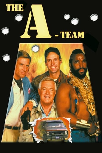 Poster The A-Team