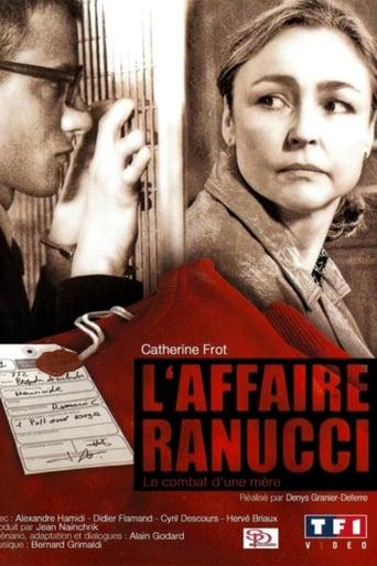 Poster of L'affaire Ranucci : Le combat d'une Mère