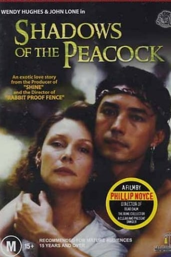 Poster of Shadows of the Peacock