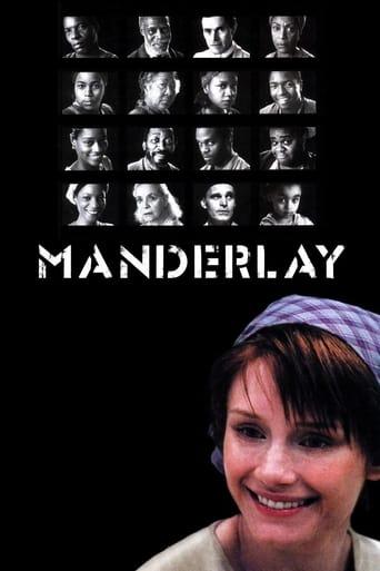 Poster of Manderlay