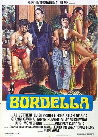 Poster of Bordella