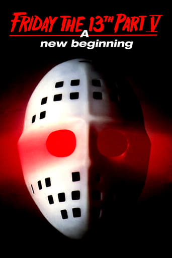Poster of Friday the 13th: A New Beginning