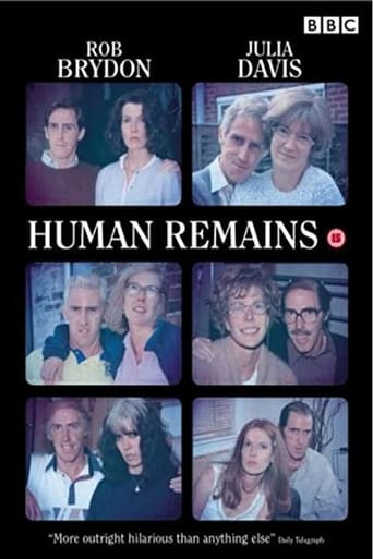 Poster of Human Remains