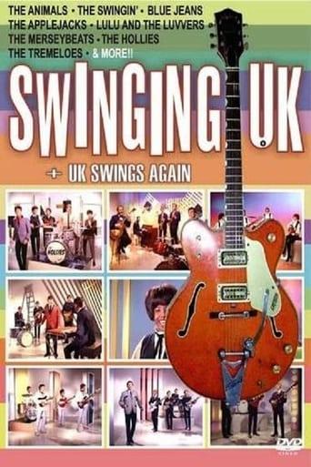 Poster of Swinging U.K.