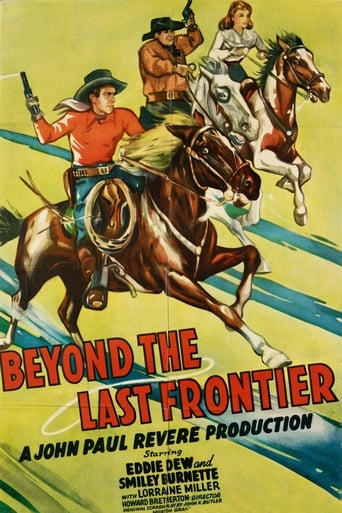 Poster of Beyond the Last Frontier