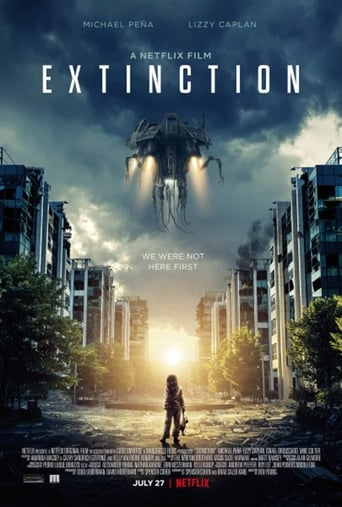 Poster of Extinction