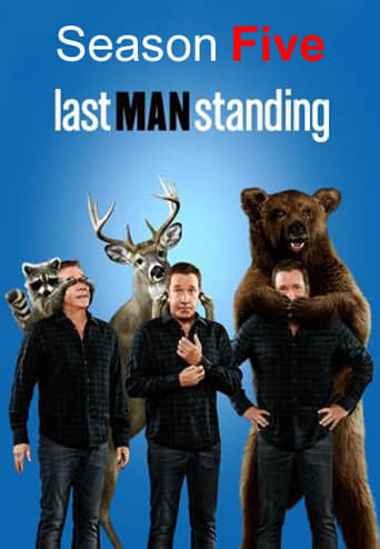 Paskutinis iš vyrų / Last Man Standing (2015) 5 Sezonas