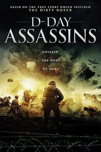 D-Day Assassins (The Filthy Thirteen)