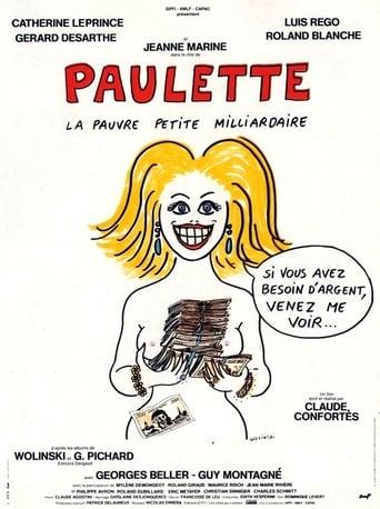 Watch Paulette, la pauvre petite milliardaire Free Movie Online