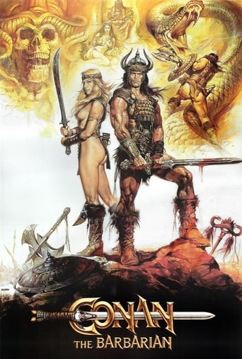 Poster of Conan the Barbarian